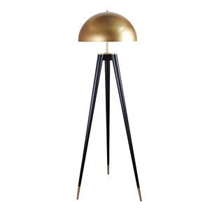 Read Reviews Dean Tripod 63 Floor Lamp By Brayden Studio