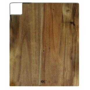 Acacia Wood Cutting Board
