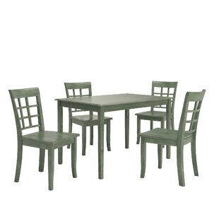 Alverson 5 Piece Dining Set