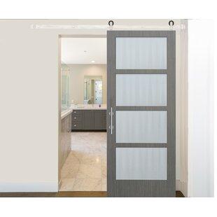 Glass Barn Doors You Ll Love Wayfair