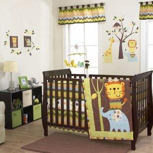 Inexpensive ZuZu & Friends 3 Piece Crib Bedding Set ByBelle