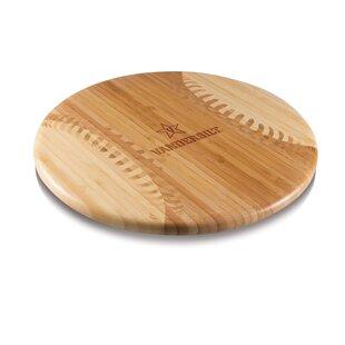 NCAA Bamboo Cutting Board