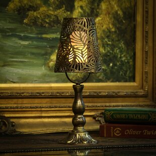 Battery operated table lamps youll love wayfair beyarmudu 15 table lamp aloadofball Image collections