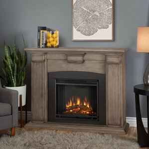 Electric Fireplace Console | Wayfair