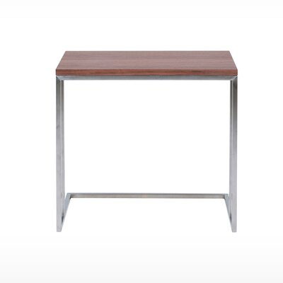 scout narrow end table