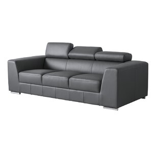 Icon Leather Sofa by Mobital