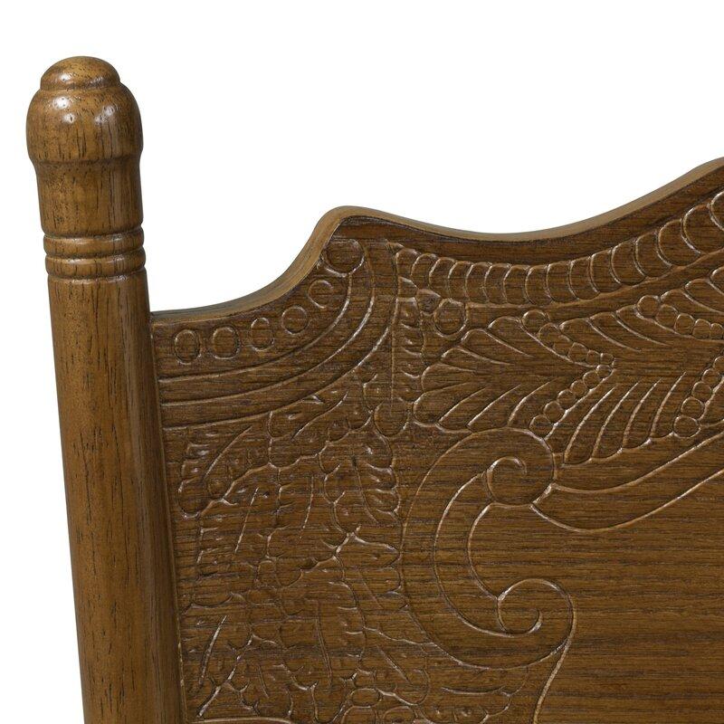 Acadian Double Press Back Side Chair - Alcott Hill Acadian Double Press Back Side Chair & Reviews Wayfair