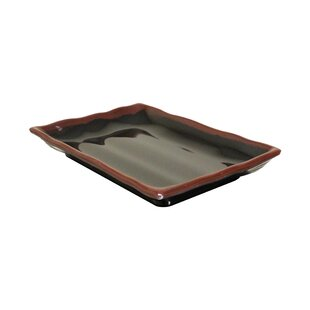 Herman Wave Rectangular Platter (Set of 12)
