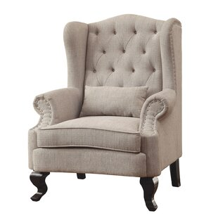 Averett Wingback Chair by Darby Home Co