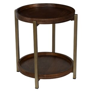 Redlands 24 End Table by Bungalow Rose
