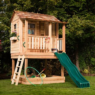Little Squirt 6.79' x 6.58' Playhouse