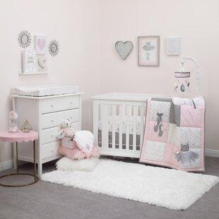 Coupon Kiaan 4 Piece Crib Bedding Set ByHarriet Bee