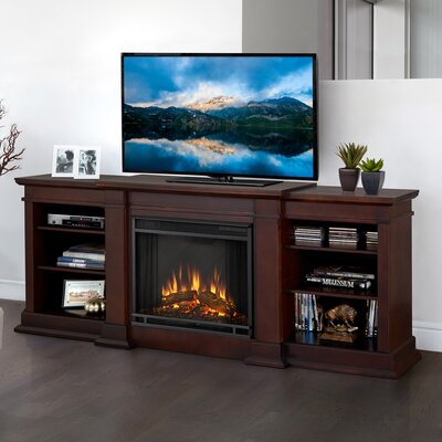 70 Inch And Larger Fireplace Tv Stands You Ll Love In 2020