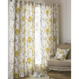 Yellow Ochre Curtains