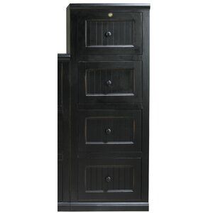 Didier 4 Drawer File