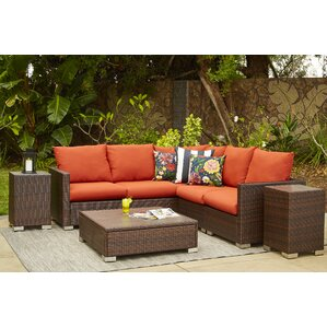 Ellie Sectional With Cushions Amazing Ideas
