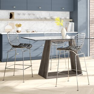 Makris 25 Bar Stool (Set of 3) by Ivy Bronx