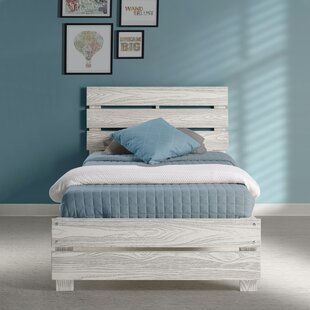 Mapleview Solid Wood Platform Bed