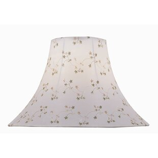 Shop For 18 Jacquard Fabric Bell Lamp Shade By August Grove