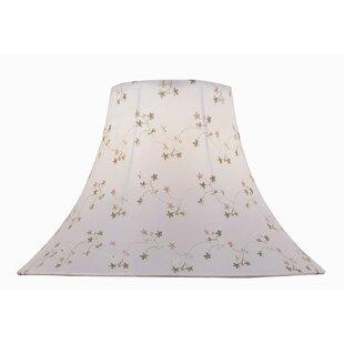 18 Jacquard Fabric Bell Lamp Shade