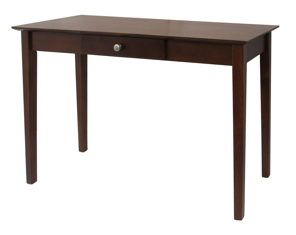 Charlton home charlotte console table with one drawer reviews charlotte console table with one drawer arubaitofo Image collections