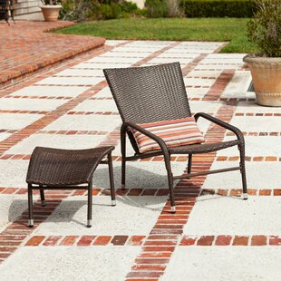Alois Lounge Chair with Ottoman