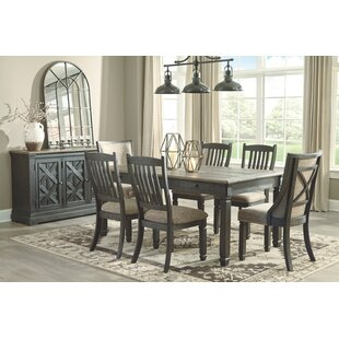 Ventanas 7 Piece Dining Set Canora Grey