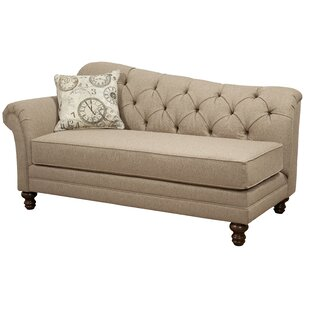 Online Reviews Serta Upholstery Chess Chaise Lounge by Darby Home Co Reviews (2019) & Buyer's Guide