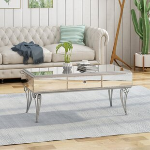Calvillo Coffee Table with Storage by House of Hampton