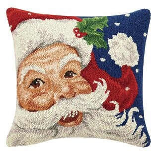 Santa Hook Pillow Wayfair