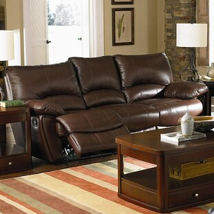 Shop Elizalde Plushly Reclining Sofa by Darby Home Co