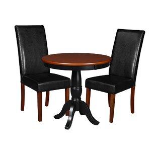 Magaw Dining Set (Set of 3) Winston Porter