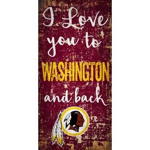 NFL Washington Redskins Game Room Memorabilia You ll Love  0ab8b32e7