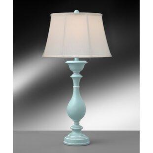 Gwinn Eggshell Bell 33 Table Lamp (Set of 2)