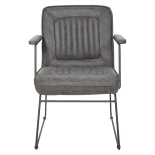 Marrone Armchair by Williston Forge