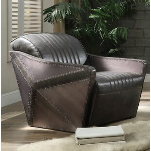 Lux Leather Loveseat