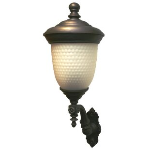 Find a Phillipstown 4-Light Outdoor Sconce By Alcott Hill