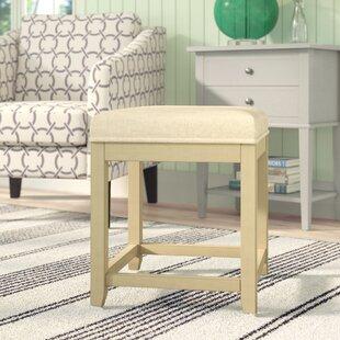 Enjoyable Manette Vanity Stool Machost Co Dining Chair Design Ideas Machostcouk
