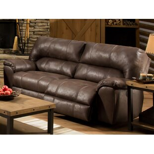 Shop Parr Reclining Sofa by Chelsea Home