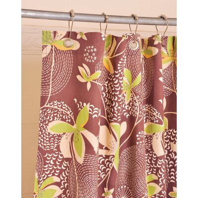 Botanical Cotton Shower Curtain (Set Of 2). By Karma Living