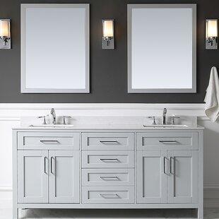 vanity double sink 72. Save to Idea Board 72 Inch Vanities You ll Love  Wayfair