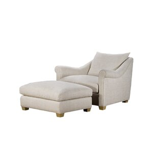 Lybarger Armchair by Rosecliff Heights