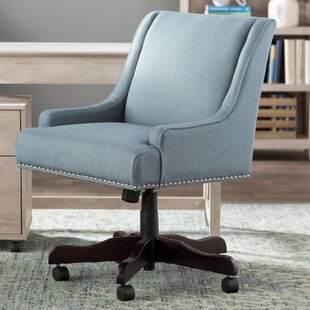 Mayhews Task Chair by Beachcrest Home Great price