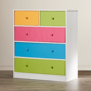 Inexpensive Brooke 5 Drawer Chest by Viv + Rae Reviews (2019) & Buyer's Guide