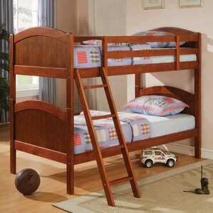 Nigelle Twin Bunk Bed by Wildon Home ?