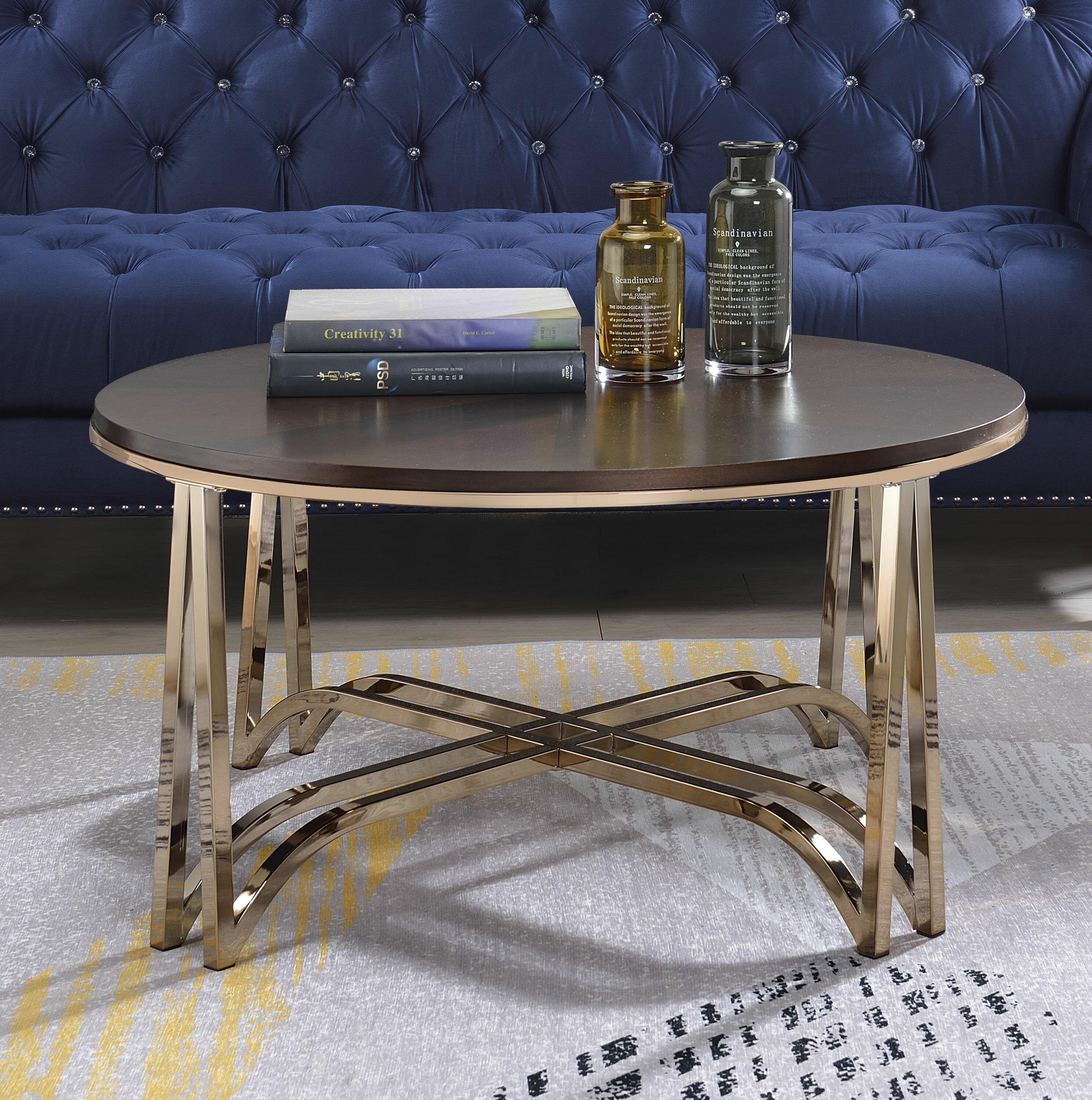 Mercer41 Kerley Coffee Table Reviews Wayfair
