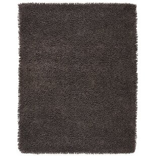 Marilyn Hand-Tufted Grey Area Rug by Charlton Home