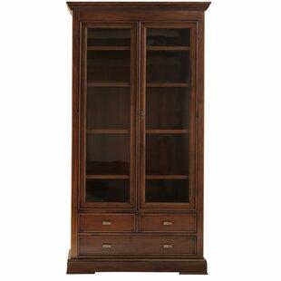 Brianza Solid Wood Display Cabinet