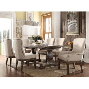Loehr 7 Piece Extendable Dining Set