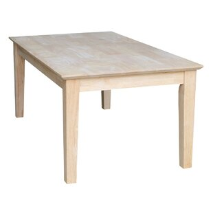 Lynn Shaker Coffee Table